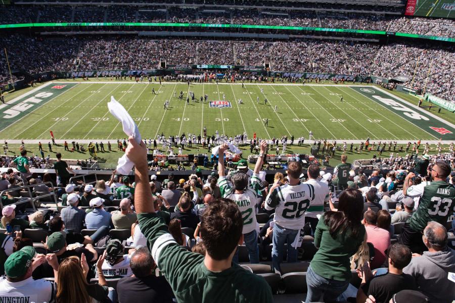 NY Jets; Jets; Football; MetLife