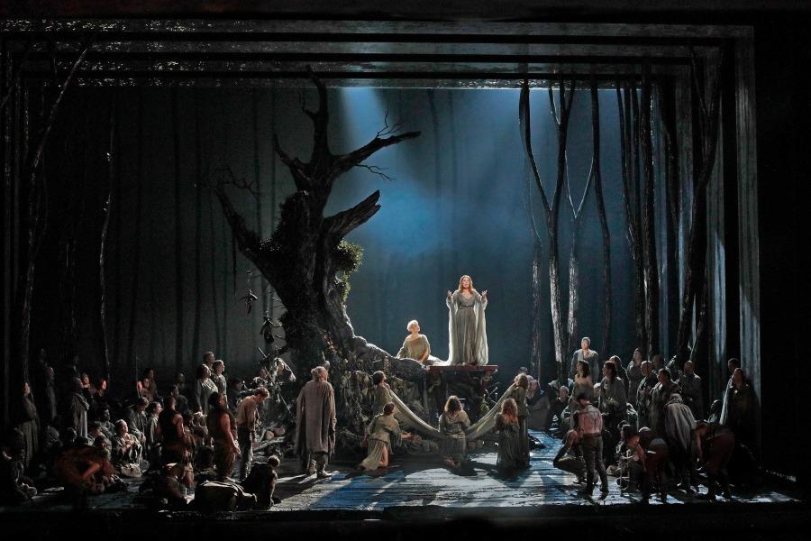 Met Opera, Summer Festival, Upper West, Manhattan