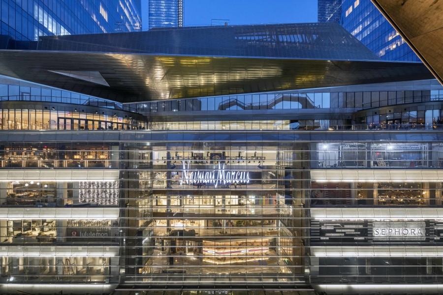 Visit Neiman Marcus for Hudson Yards Shopping