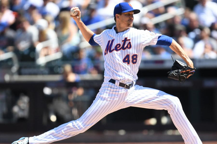 degrom, New York Mets, Citifield, Queens, Baseball,