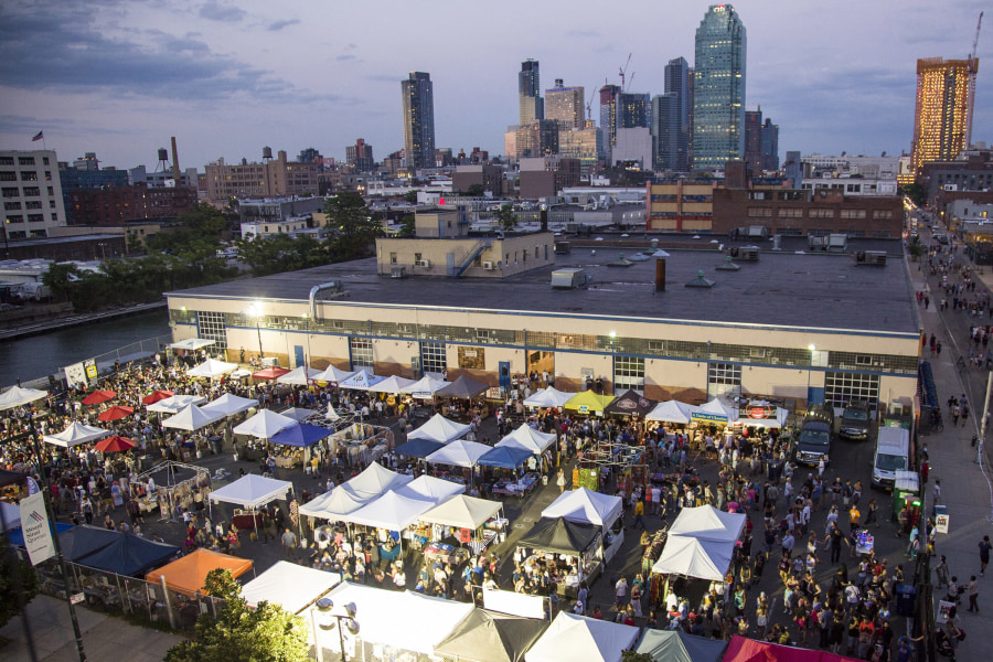 Fourth of July Night Market
