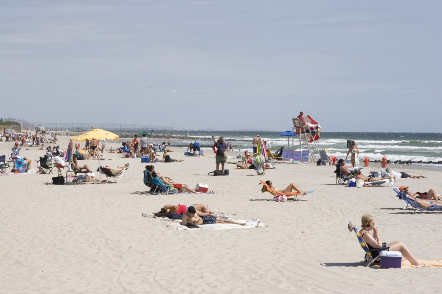 Jacob Riis Beach nyc