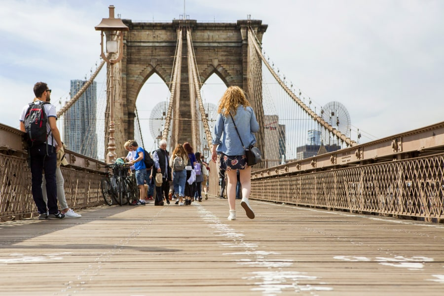 Brooklyn, Brooklyn Bridge, NYC, Manhattan, Brittany Petronella,