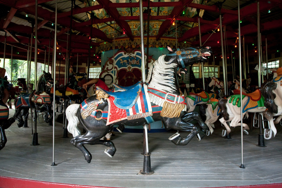 Central Park Carousel