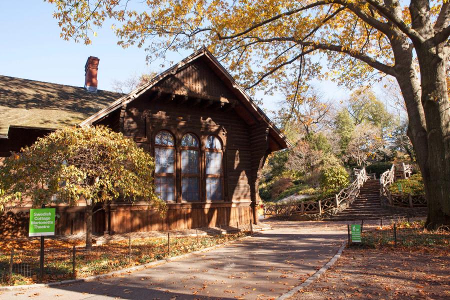 Swedish Cottage Central Park