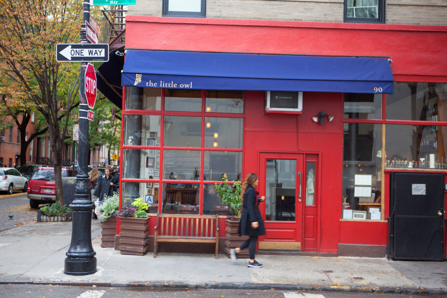 The Little Owl in the West Village