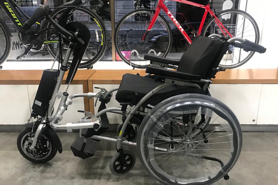 Accessible Bike, Bike rent