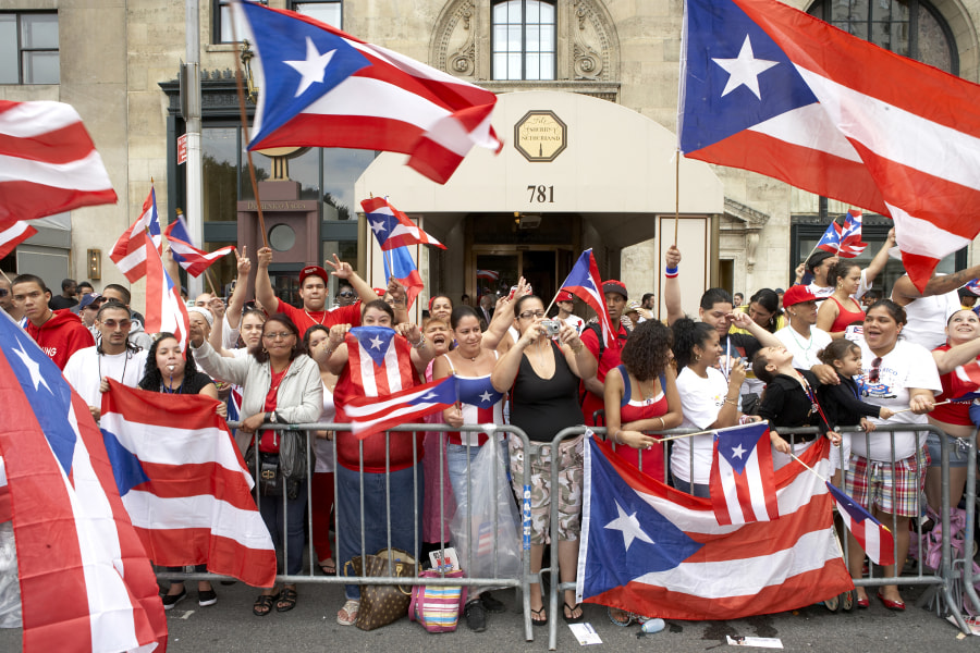 Puerto Rican Day Parade nyc