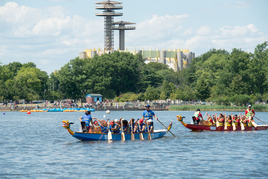 Hong Kong Dragon Boat Festival New York