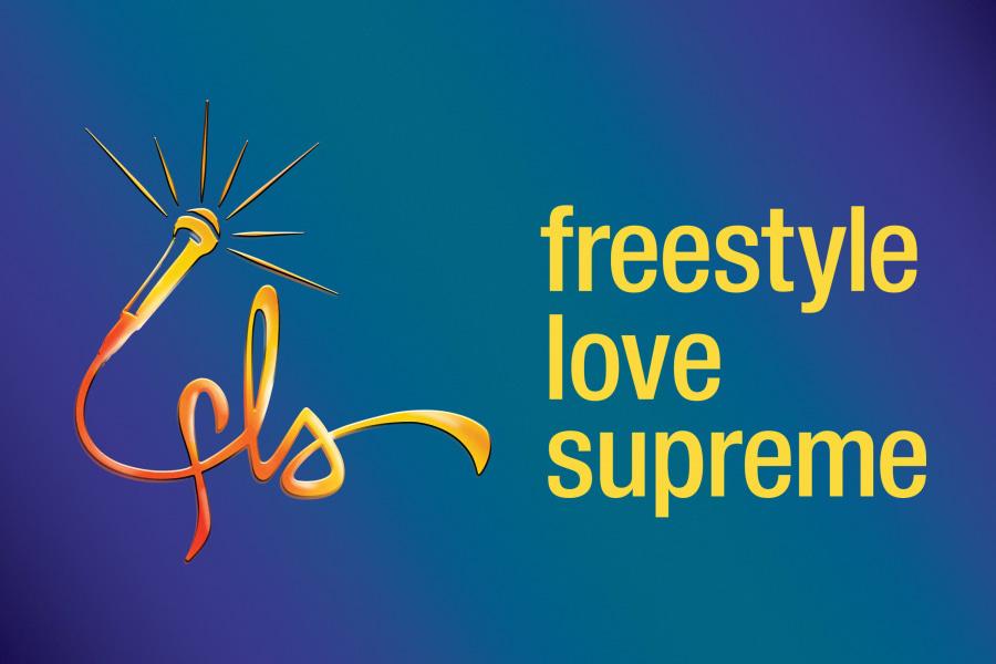freestyle love supreme, key art