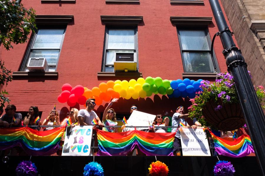 pride march, parade