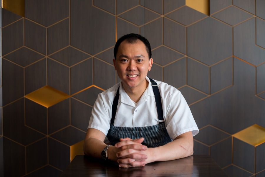 Chef Chung Chow