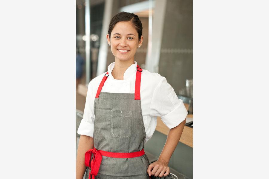 Chef Suzanne Cupps