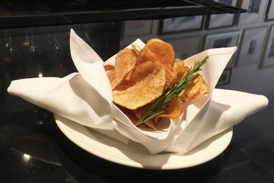 Il Mulino truffle chips