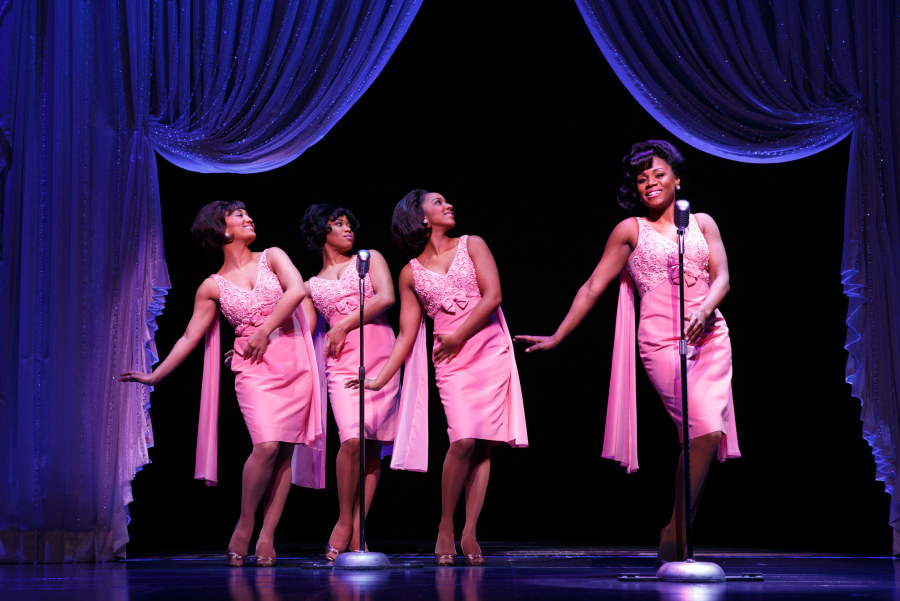 Beautiful: The Carole King Musical on Broadway