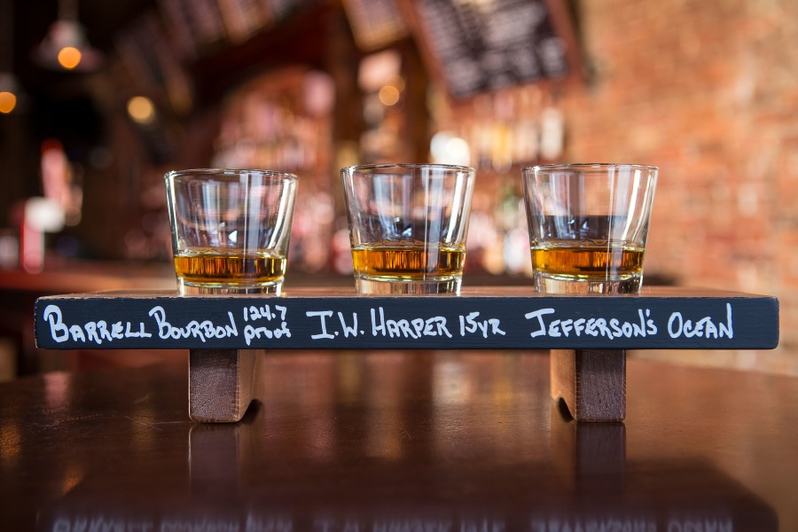 Whiskey Ward, Whiskey Flight