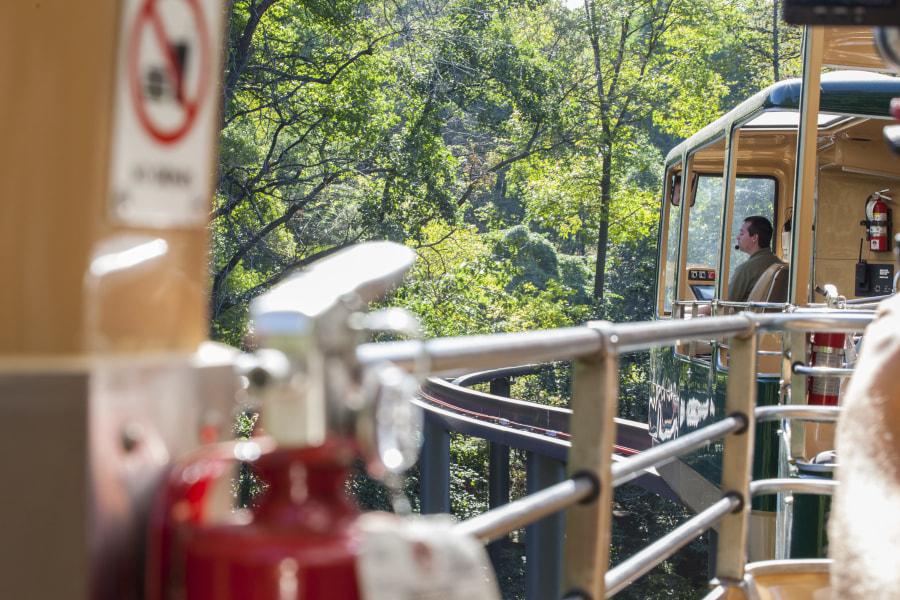 Wild Asia Monorail.