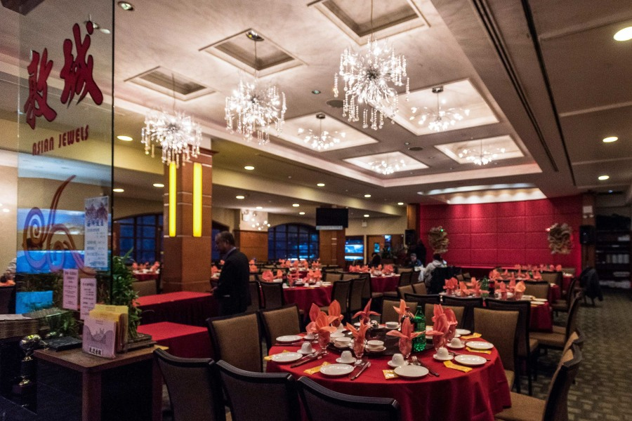 Asian Jewels, interior
