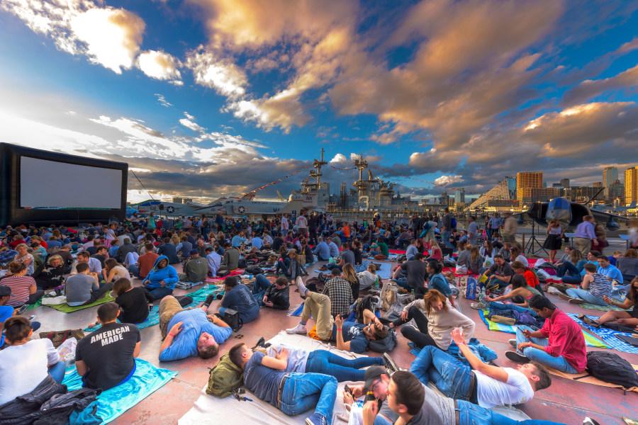 summer movie, outdoor, intrepid