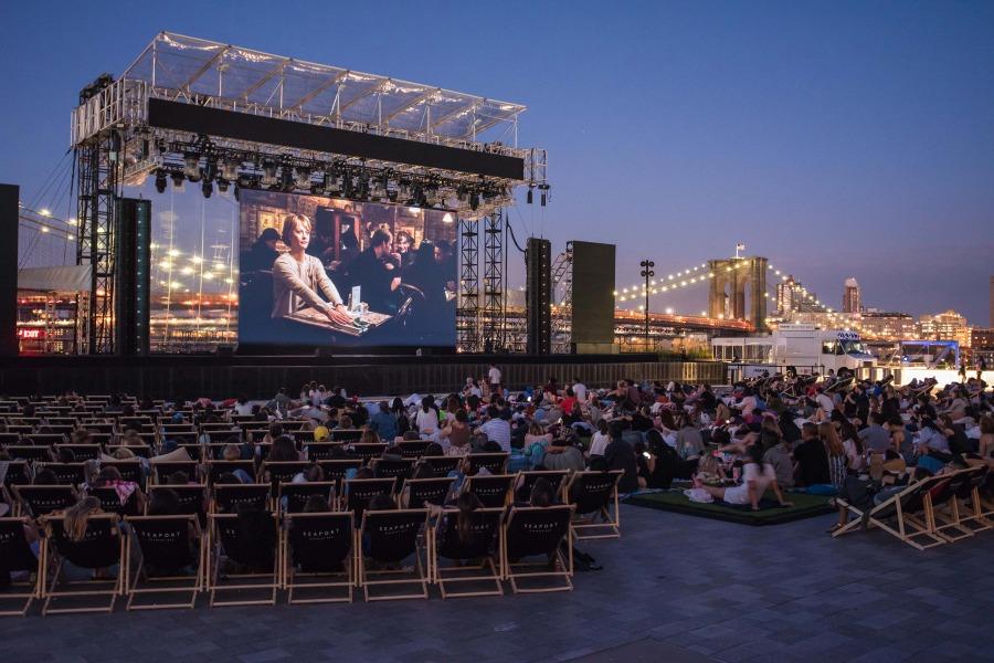 seaport cinema, movie