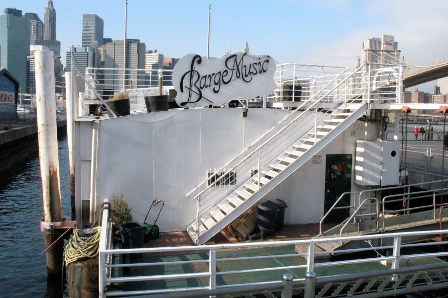 Bargemusic NYC