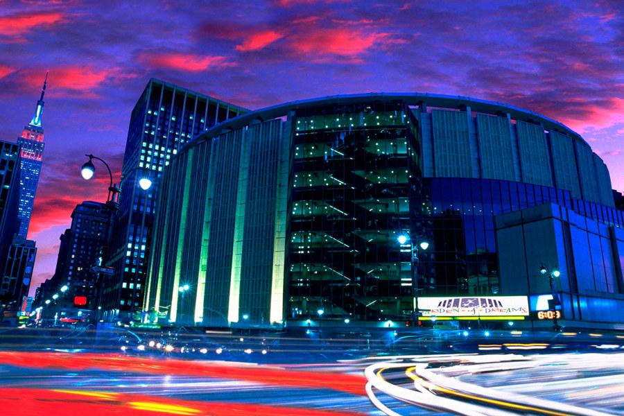 Madison Square Garden Exterior