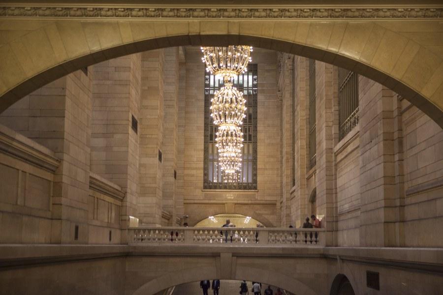 Grand Central Terminal hallway