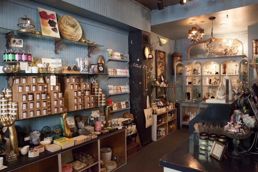 catbird, store interior