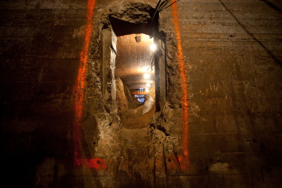 Old Atlantic Avenue Subway Tunnel