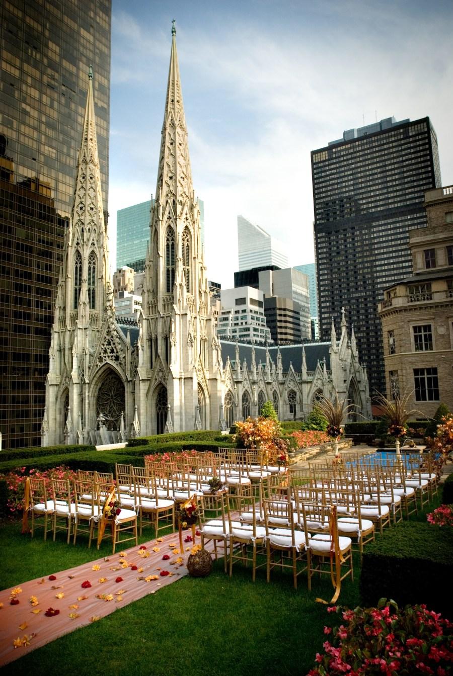 Rooftop Gardens at Rockefeller Center