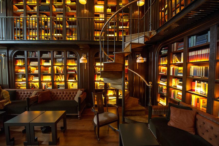The NoMad interior