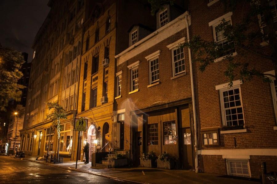 new york ghosts, greenwich village