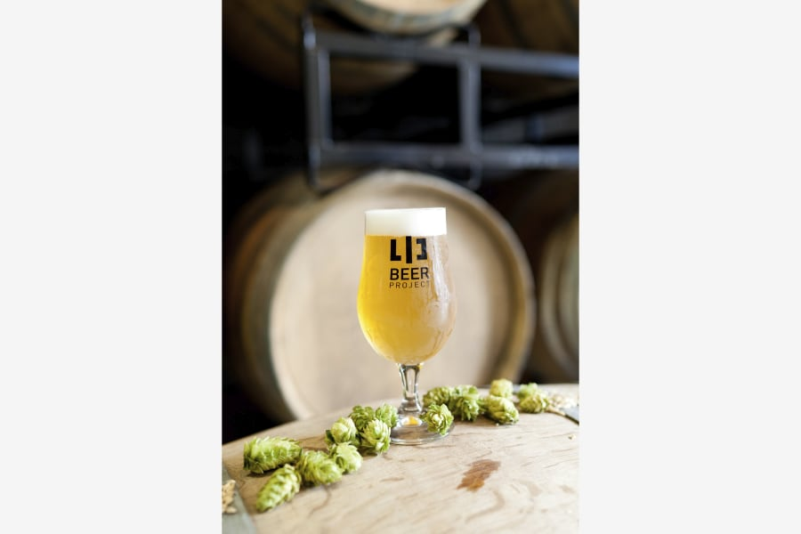 lic beer project. beer