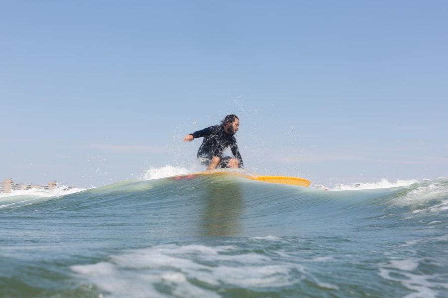 Jacob Riis, surfing, rockaways