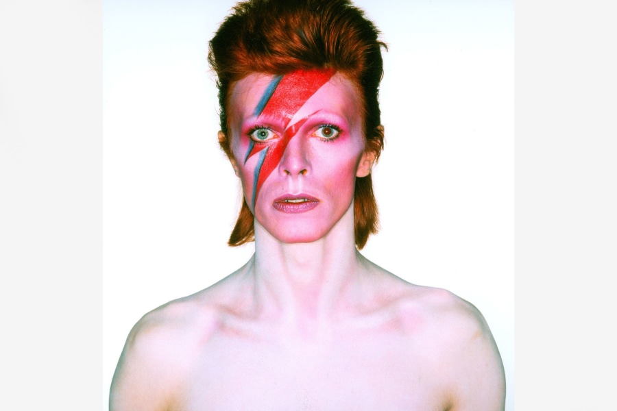 David Bowie is, album cover
