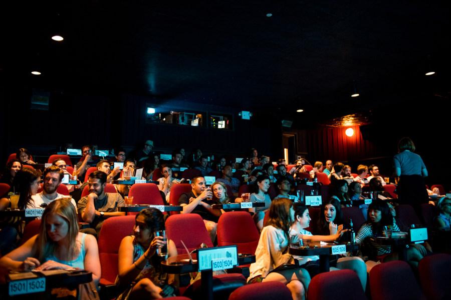 Nitehawk Cinema nyc