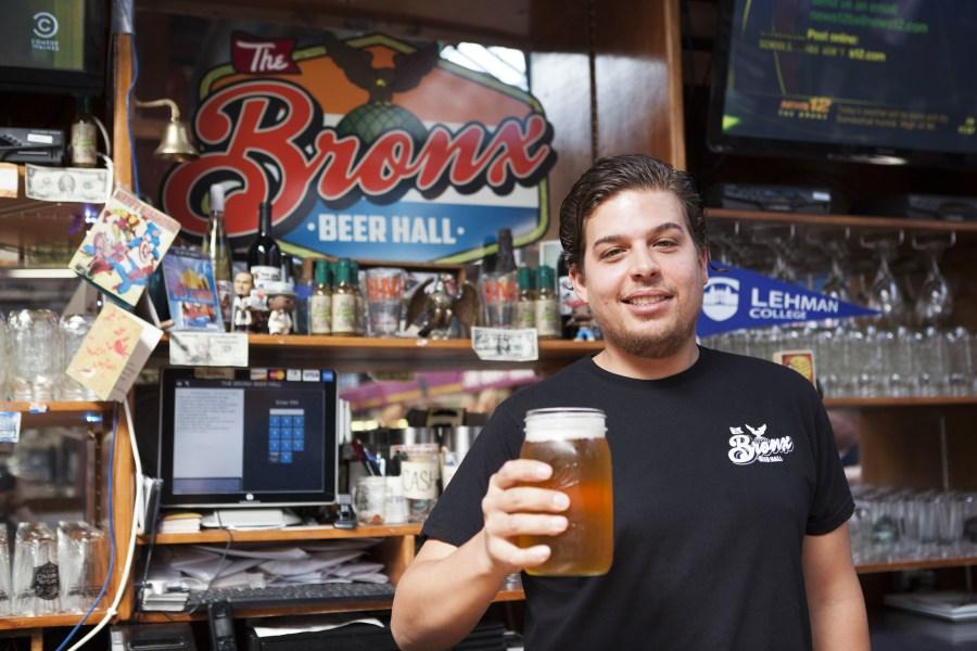 The Bronx Beer Hall.