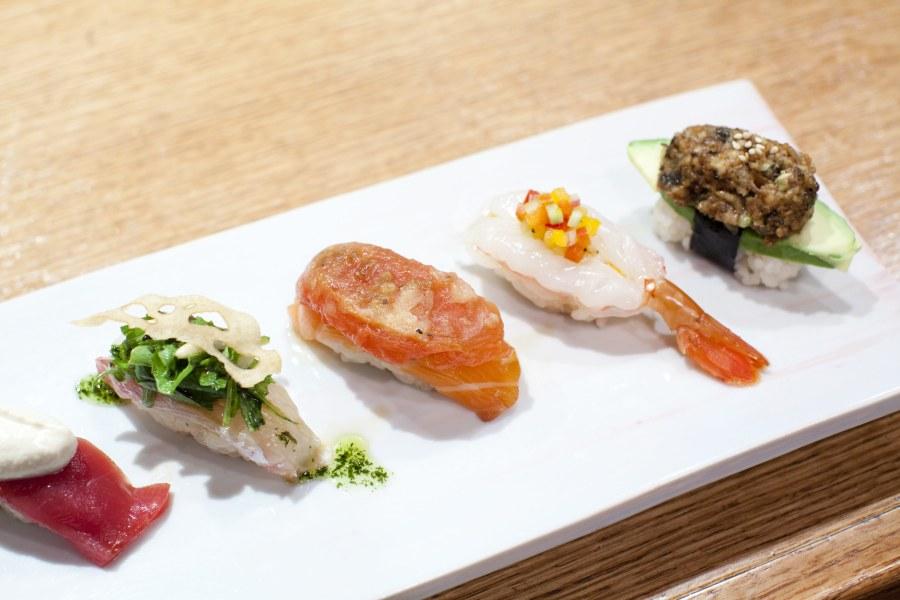 Sushi of Gari.