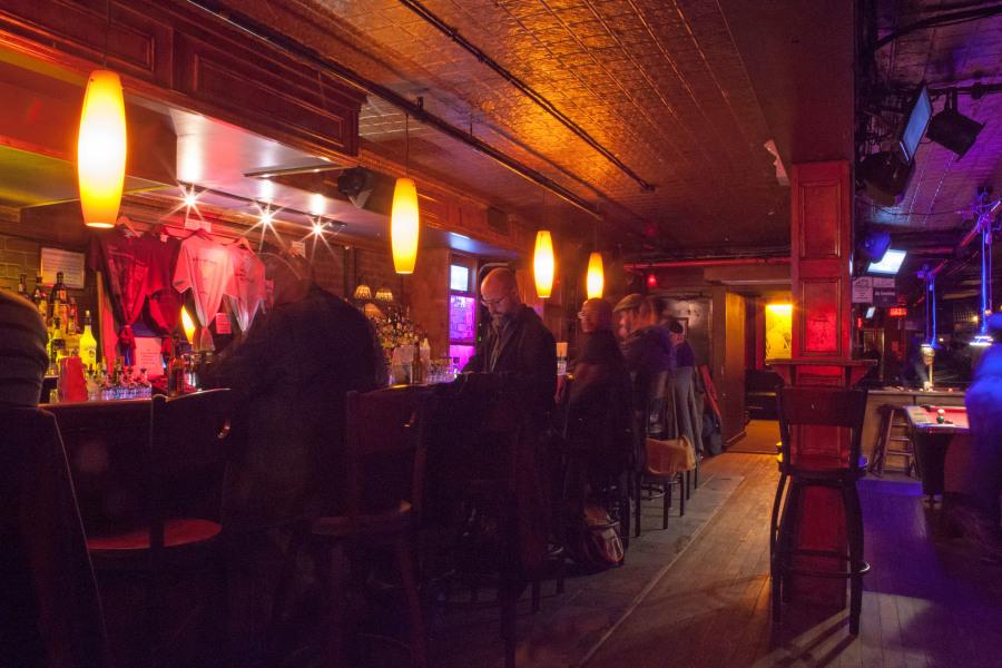Stonewall Inn interior