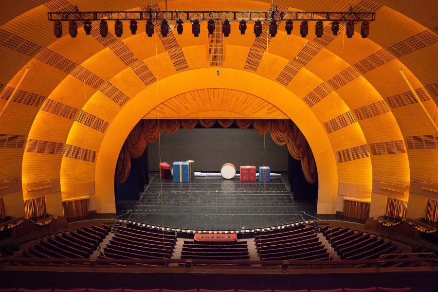 Radio City Music Hall interior