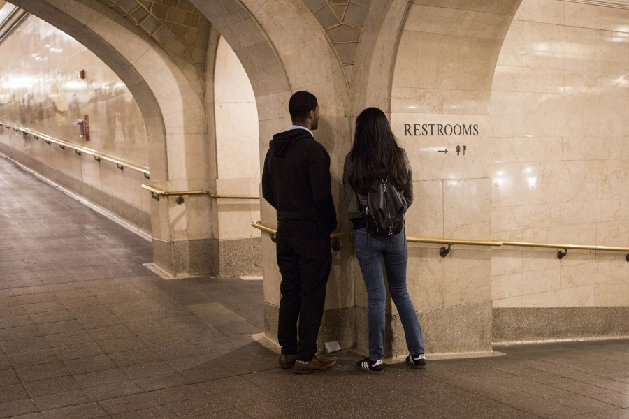 Grand Central Terminal, whispering gallery