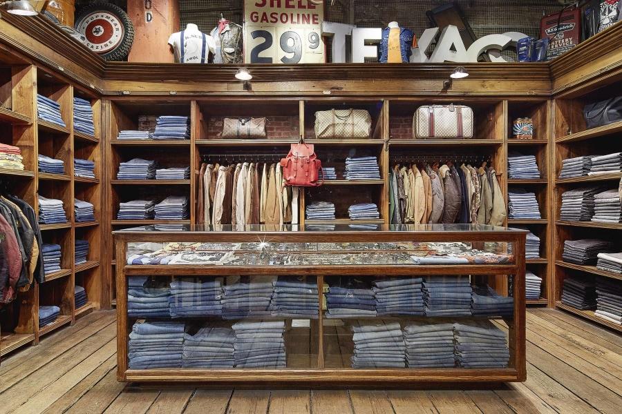 store, interior