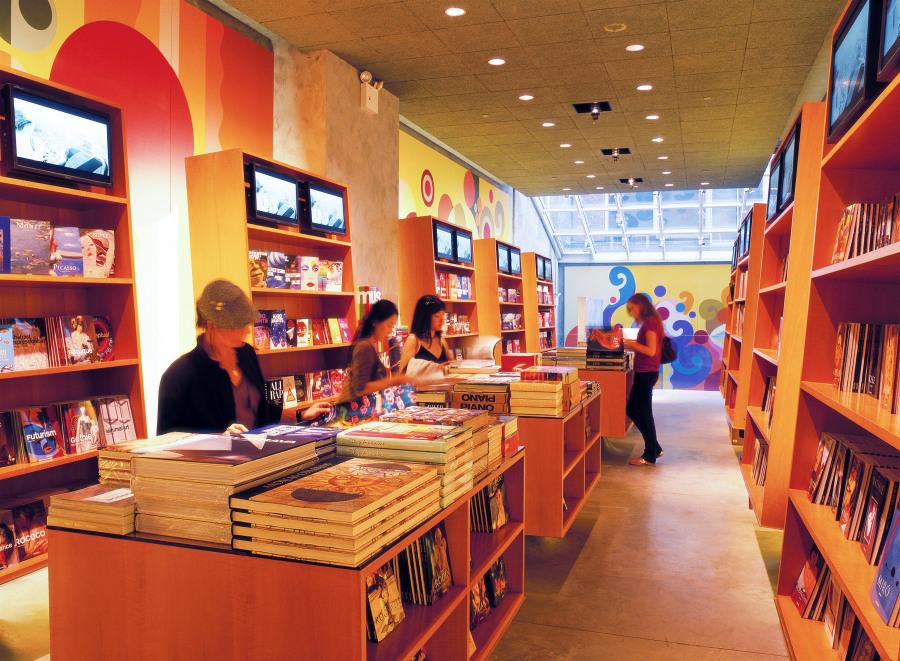 taschen book store in soho new york