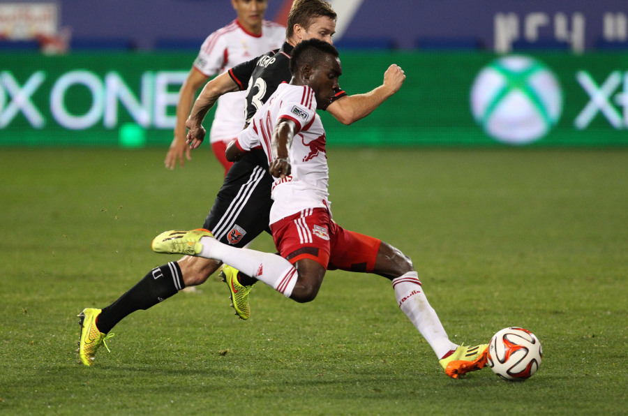 Red Bulls action