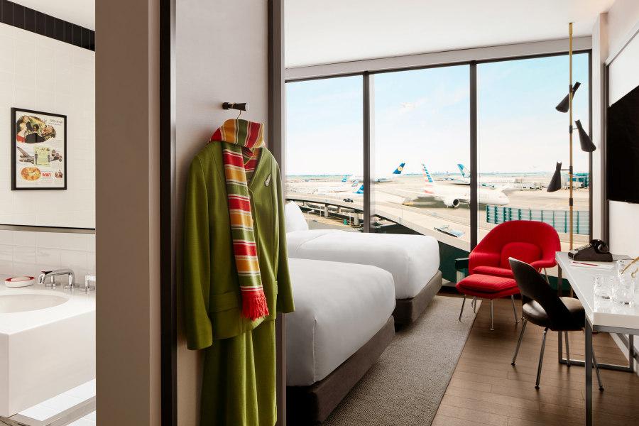 guest room interior