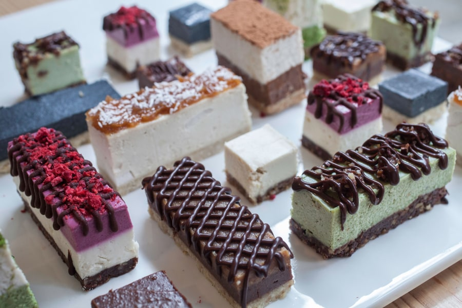 Rawsome Treats, dessert