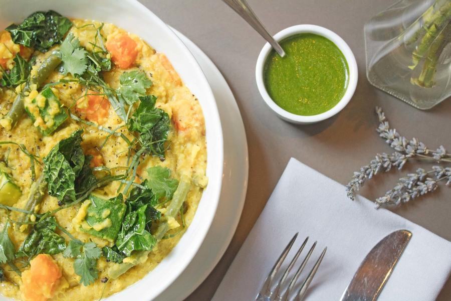 divya's kitchen, food