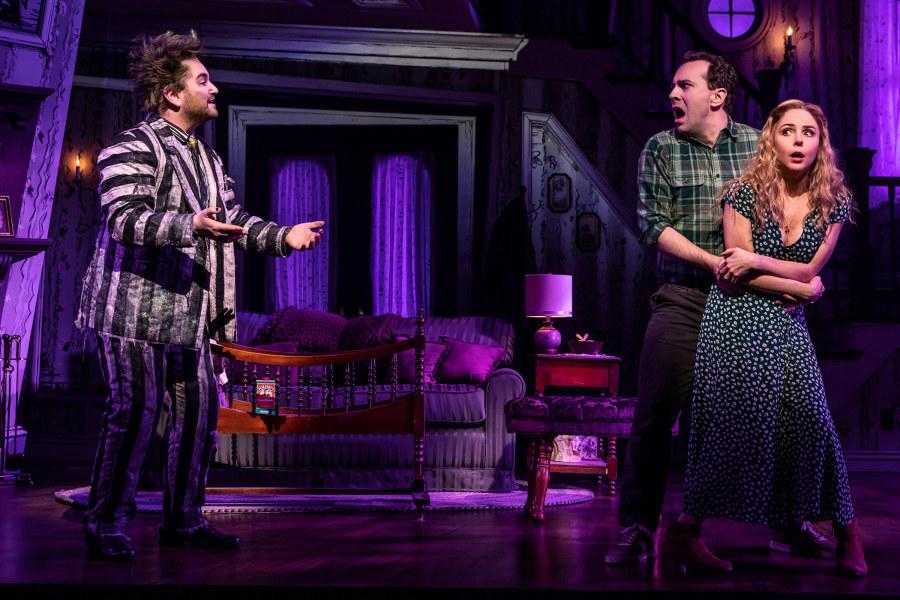 Beetlejuice, Broadway, musical
