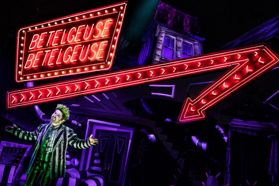 Broadway, beetlejuice
