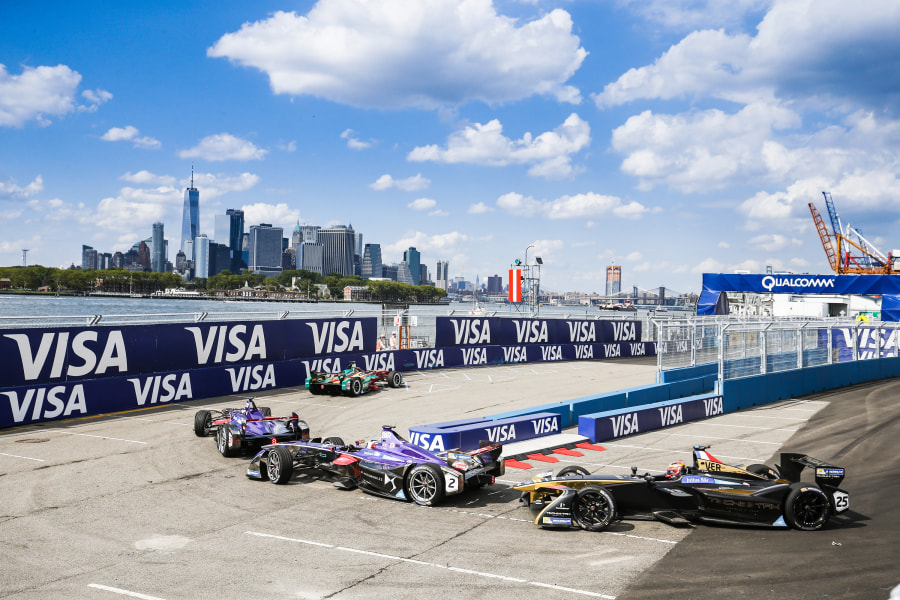 Formula E Racing, Red Hook, Sports in NYC